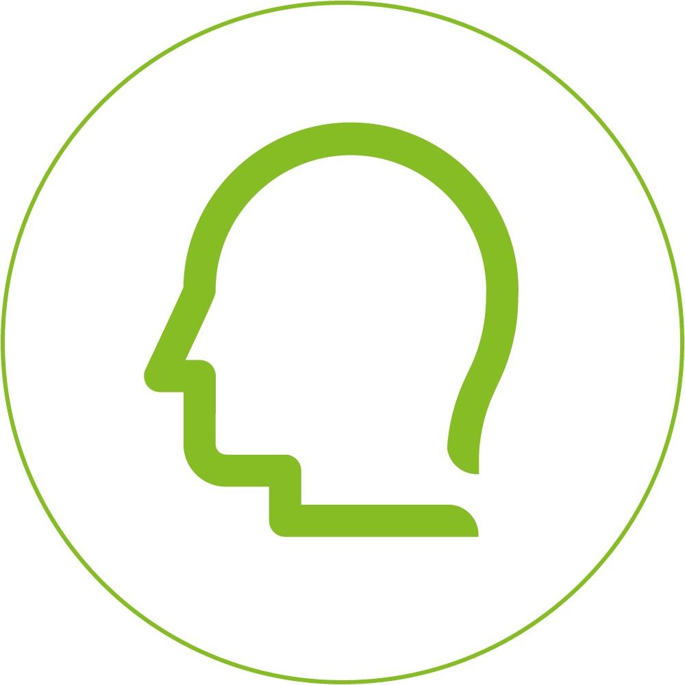 Phonak head Icon