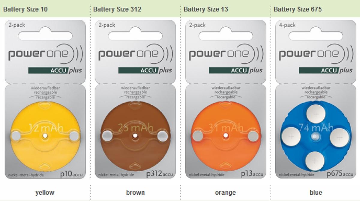 מפוארת תחזוקת סוללת מכשיר השמיעה שלך | Phonak XJ-16