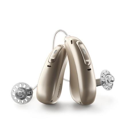 フォナック オーデオ パラダイス補聴器