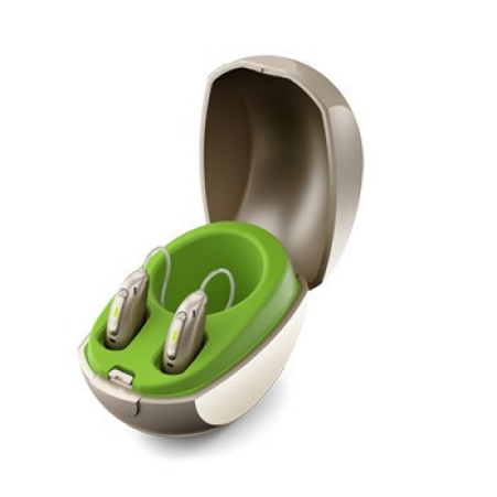 image phonak mini charger case